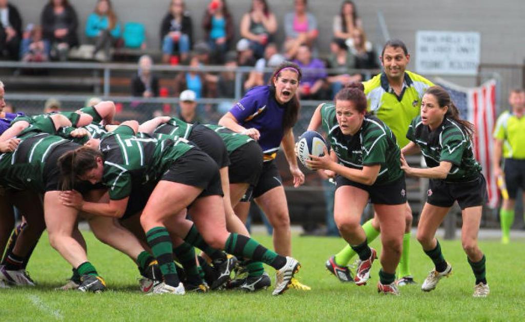 2014 BC Championship - 1st Division Women